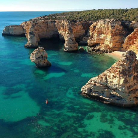 Wellbeing, yoga and medical holidays in Portugal
