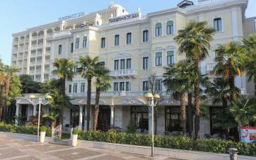 Grand Hotel Trieste & Victoria | Official Sales Office Benelux
