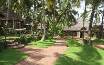 Soma Manaltheeram Ayurveda Beach Resort