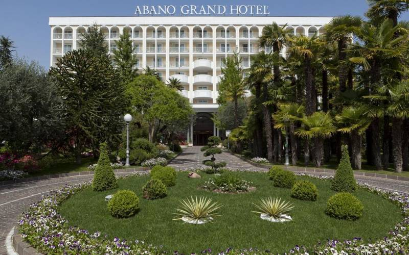 Abano Grand Hotel***** | Official Sales Office Benelux
