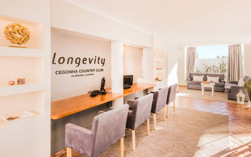 Longevity Cegonha Country Club